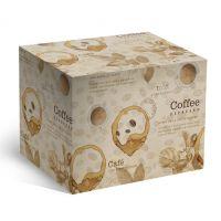Коробка под кофейную кружку кофе