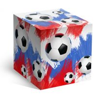 Коробка под кружку футбольная