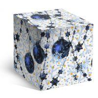 Коробка под кружку Синие шары