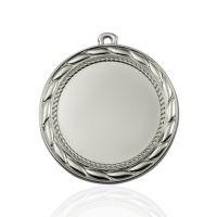 Медаль корпусная MK167b серебро D медали 70мм, D вкладыша 50мм