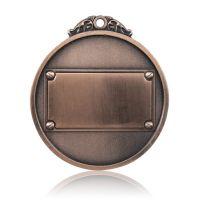 Медаль Zj-M812 бронза D65мм, D вкладыша 40мм