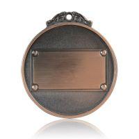 Медаль Zj-M815 бронза D65мм, D вкладыша 40мм